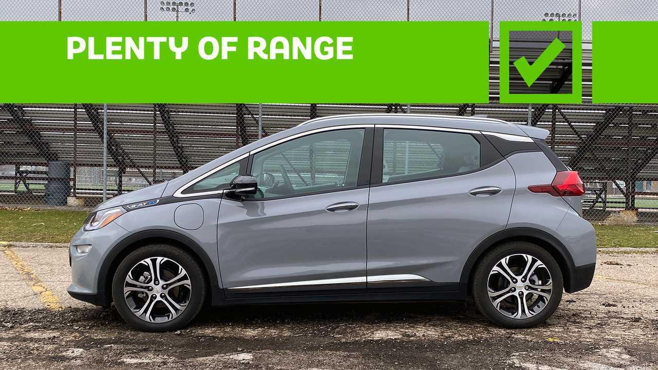 2020 Chevrolet Bolt Ev Pros And Cons
