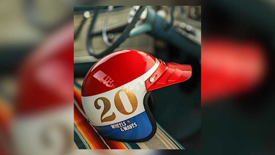 Hedon Wheels And Waves 2020 Helmet