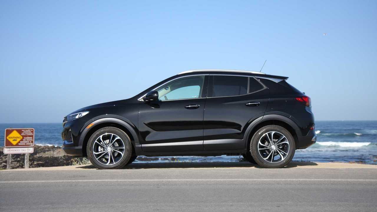 2020 buick encore gx exterior side profile - 5104987