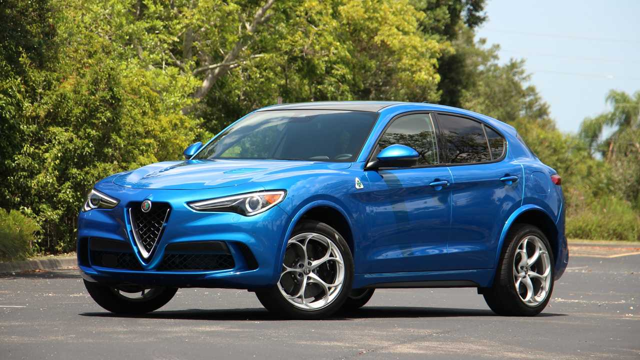2020 Alfa Romeo Stelvio Quadrifglio: Review