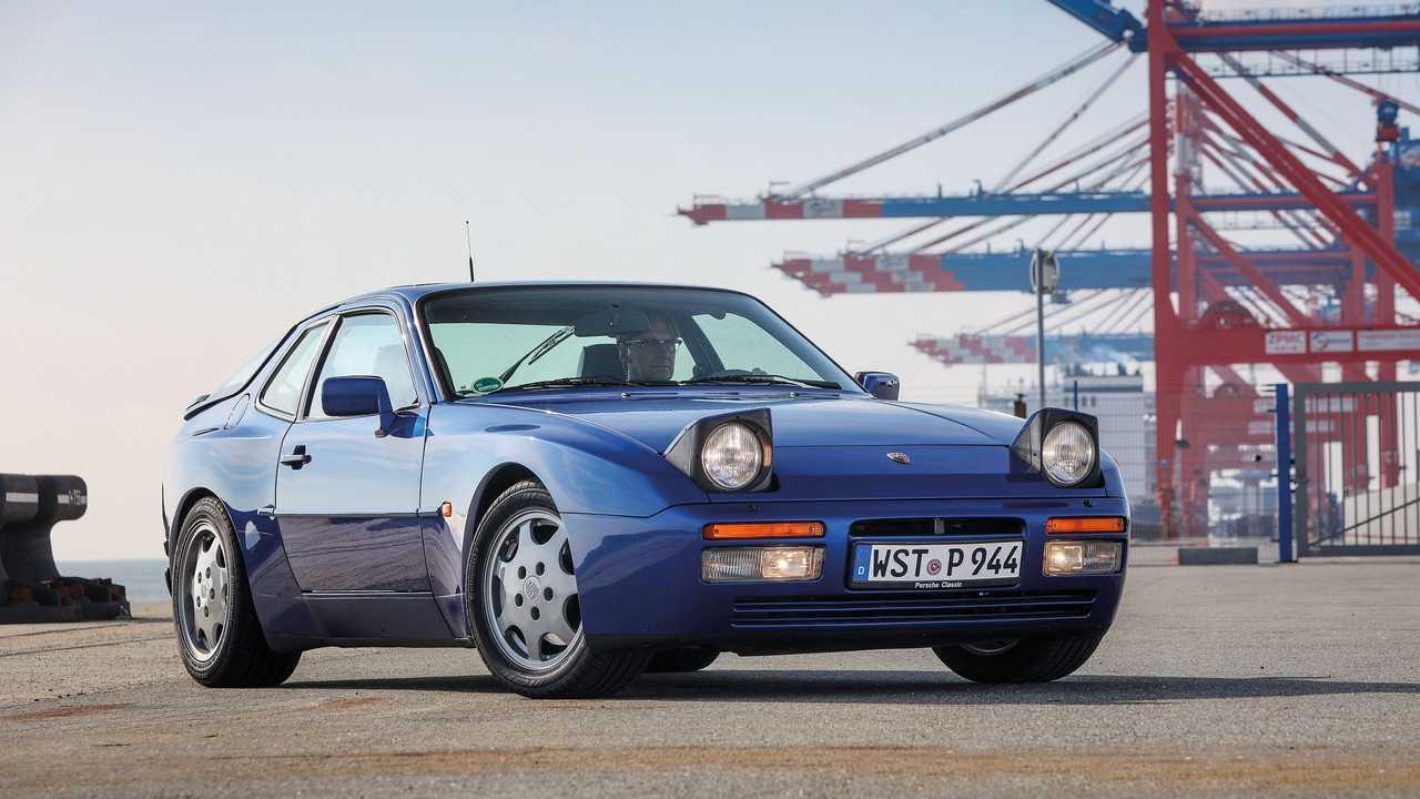 Porsche 944 S2 de 991, restaurado por Porsche Klassik