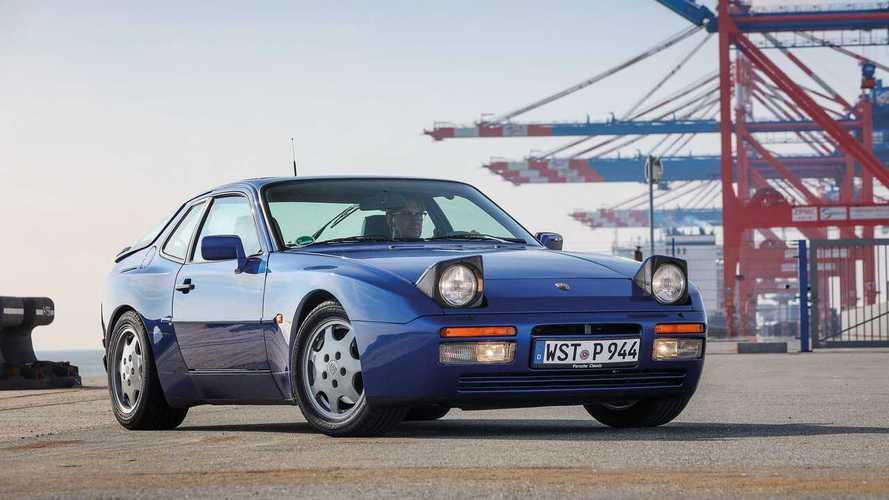 Porsche Klassik ha restaurado este Porsche 944 S2 de 1991