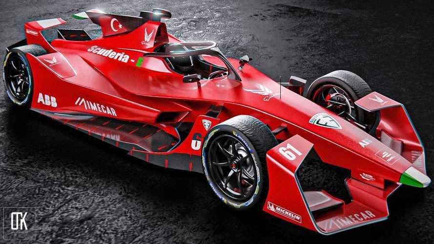 Türk-İtalyan Formula E takımı Scuderia-E için çalışmalar devam ediyor