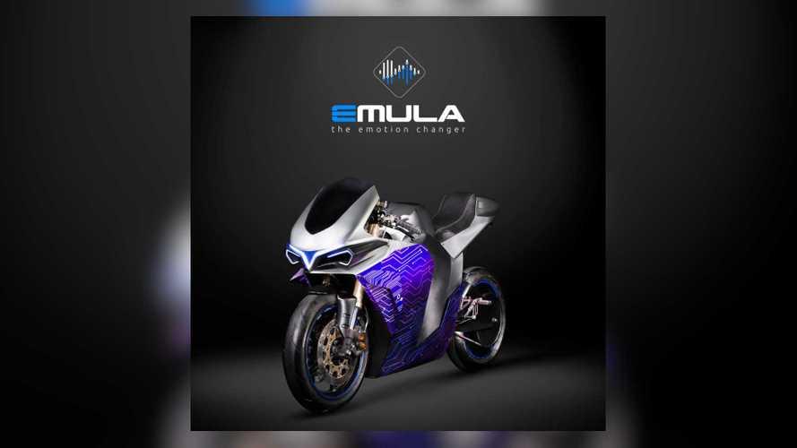 Emula Electric Concept Bike