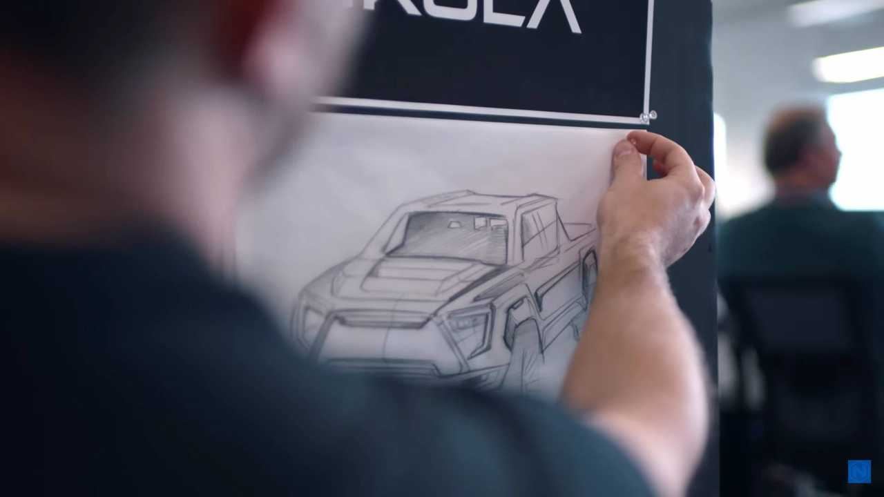 Nikola Motor Video Shows Small Closed-Cabin Vehicle: That's The NZT