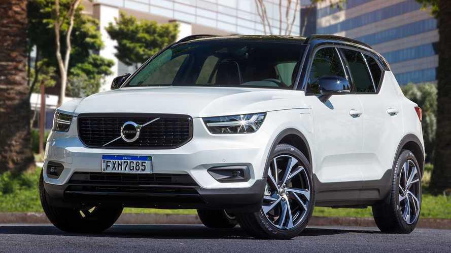 Novo Volvo XC40 híbrido é lançado em versão única por R$ 245.950