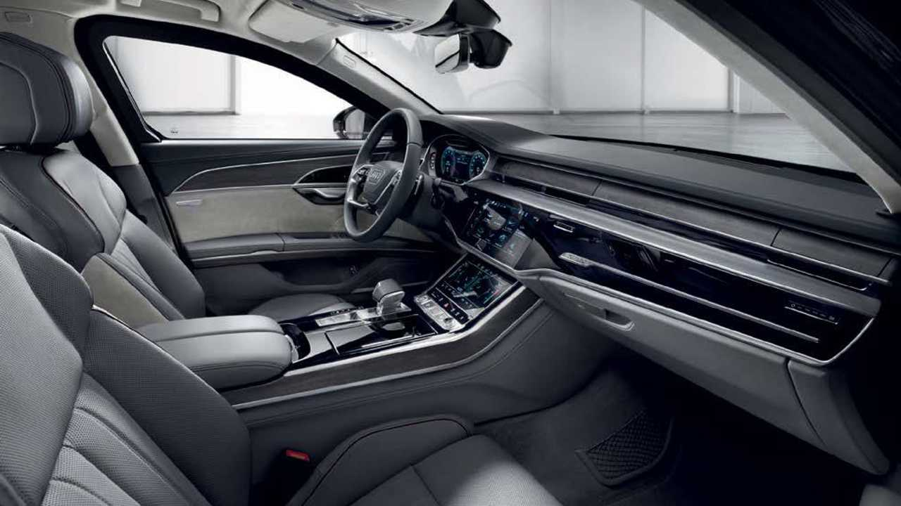 2021 Audi A8 L In Usa Rumors