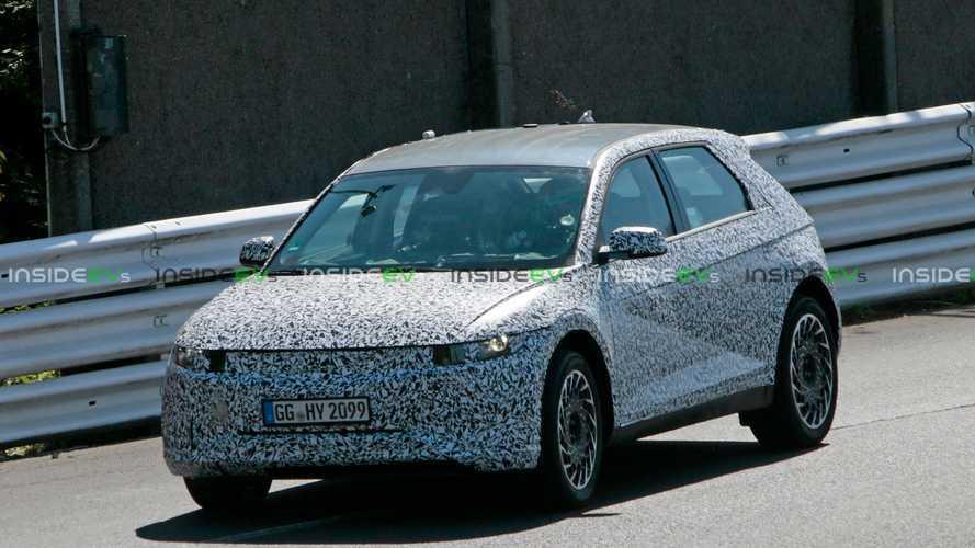 Новый электрокроссовер Hyundai во всем превзойдет Kona Electric