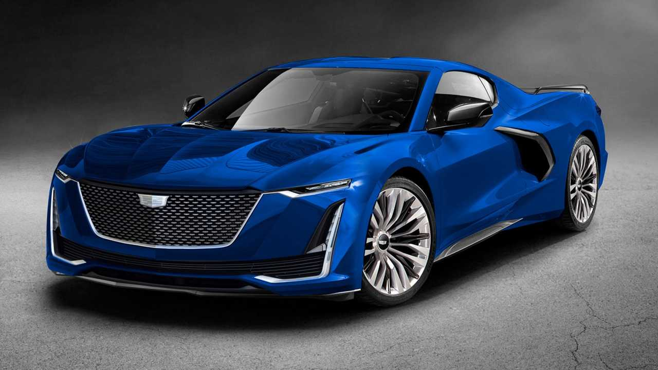 2021 Cadillac XLR rendering lead image