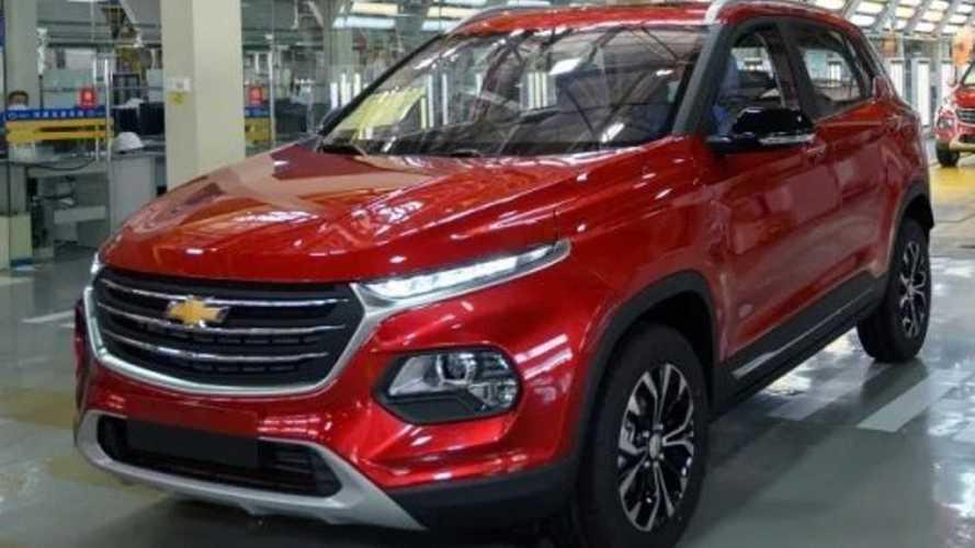Novo Chevrolet Groove dá vida ao antigo Tracker com design atualizado