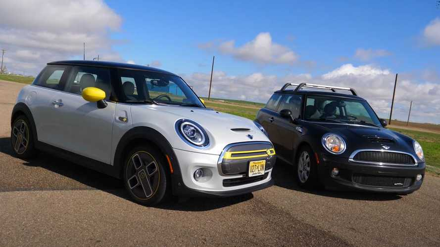 Can The New All-Electric MINI Cooper SE Beat A Tuned Cooper JCW?
