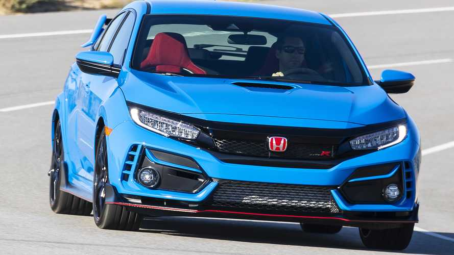 Honda Civic Type R production stopped in UK due to parts shortage