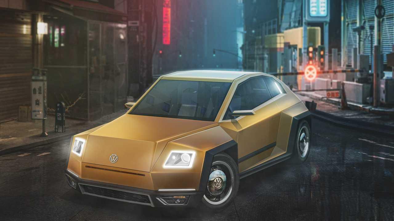 1 - VW Beetle