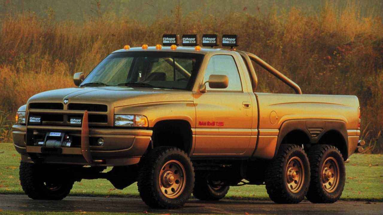 1996 Dodge T-Rex
