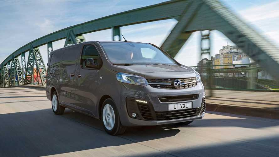 New van market grew last month despite ongoing Covid-19 lockdown