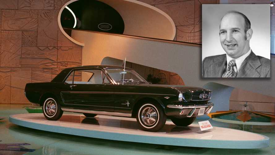 Original Ford Mustang Designer Gale Halderman Passes Away