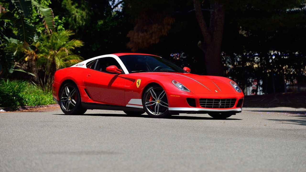 Ferrari 599 HGTE 60F1 Alonso Edition