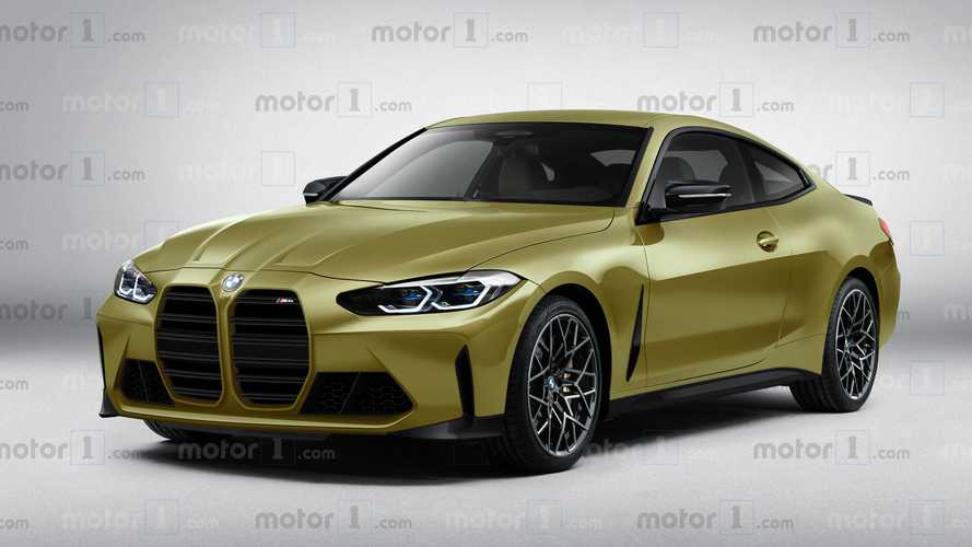 Exclusive BMW M4 renderings show new angle, colours of fast coupe