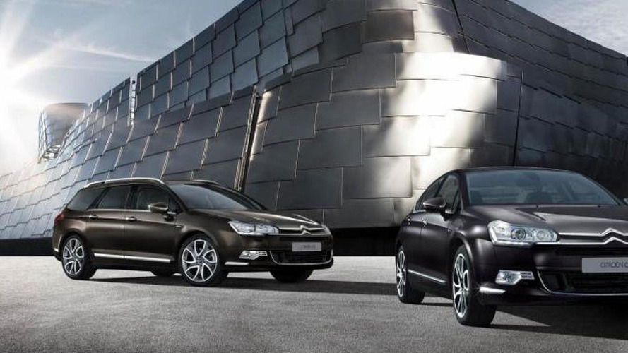 Citroen C5 receives modest updates