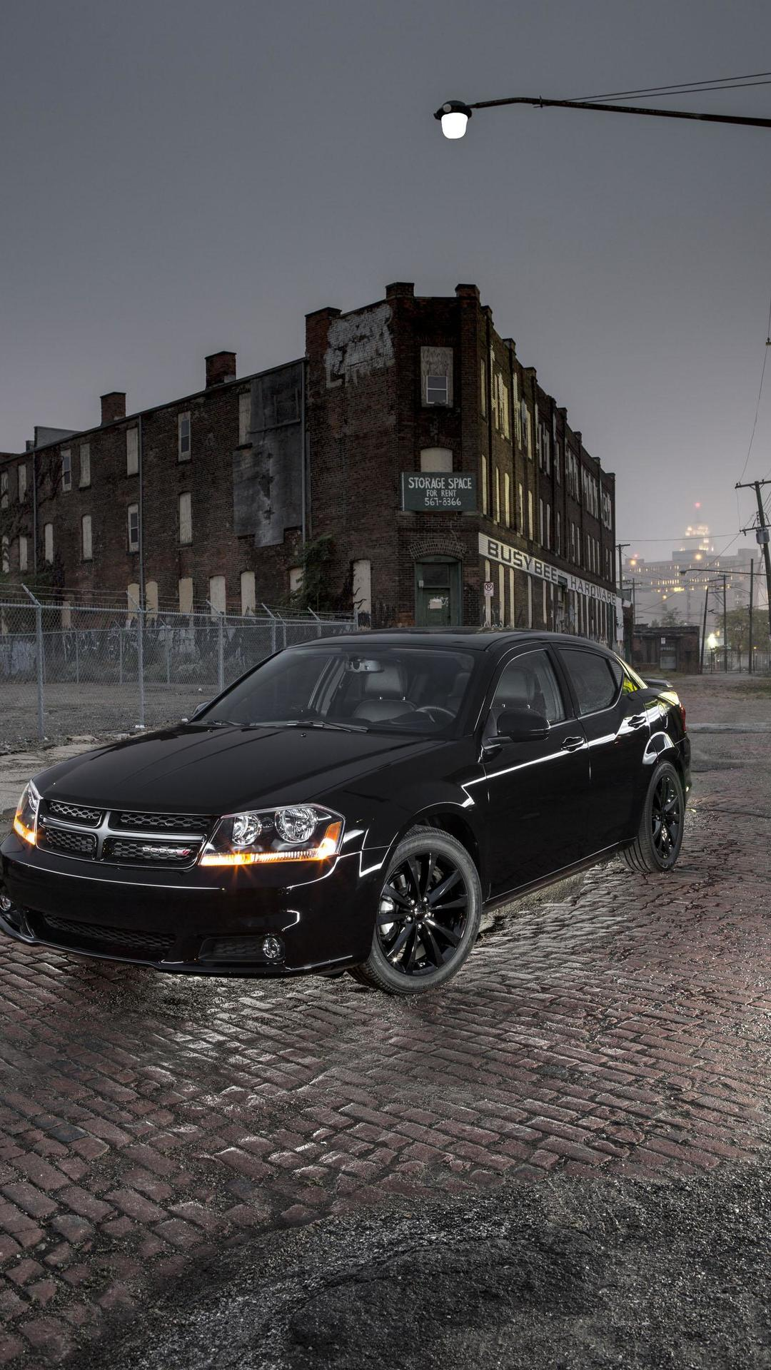 Dodge Avenger Challenger Charger Blacktop Packages