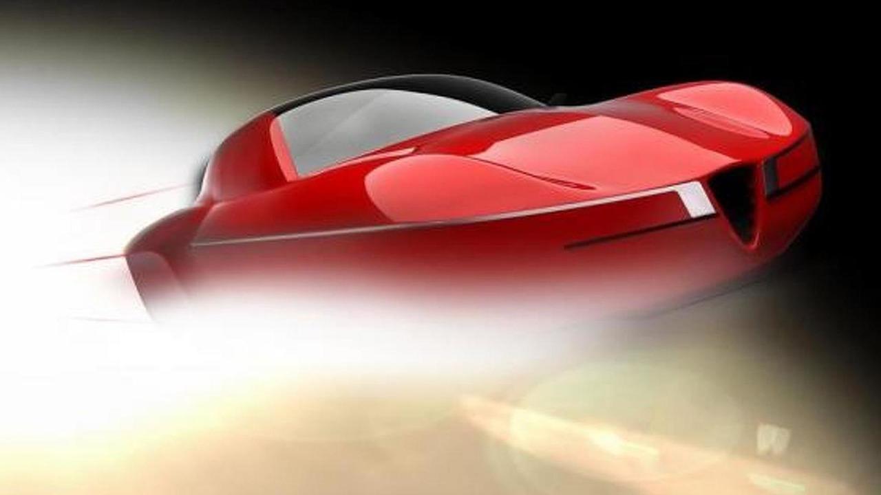 Carrozzeria Touring Superleggera Disco Volante 2012 concept - low res - 14.2.2012