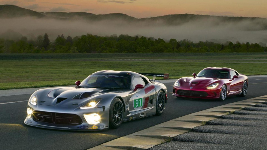 Ferrari boss Montezemolo 'Speechless' over 2013 SRT Viper - Marchione