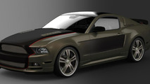 Ford Mustang Fast Metal concept 24.5.2012