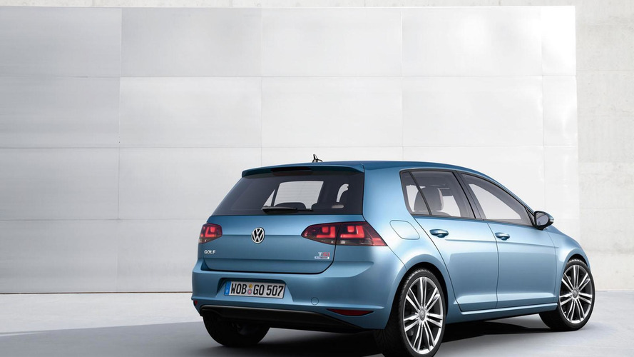 Volkswagen Golf VII confirmed for New York Auto Show