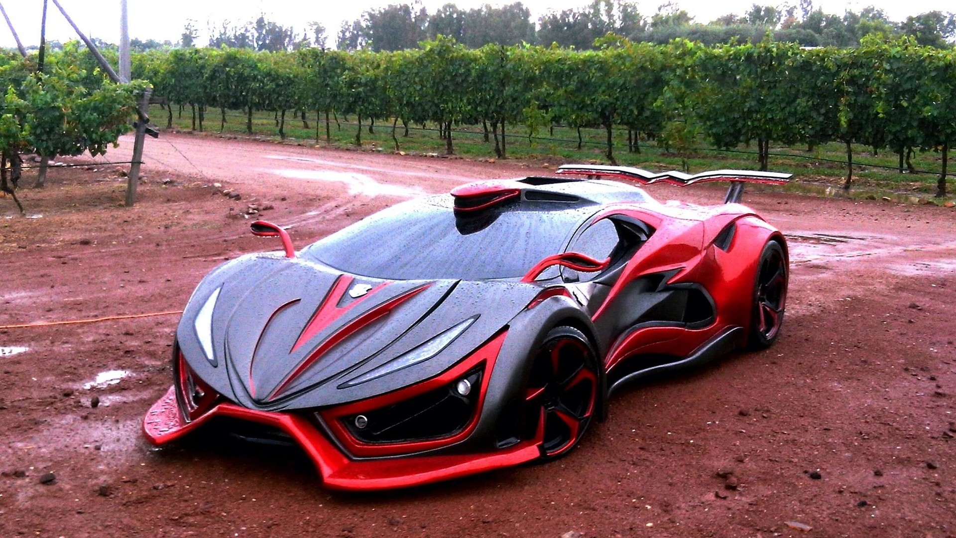 inferno 1 400 hp hypercar preparing for production with 2 1m price tag inferno 1 400 hp hypercar preparing for
