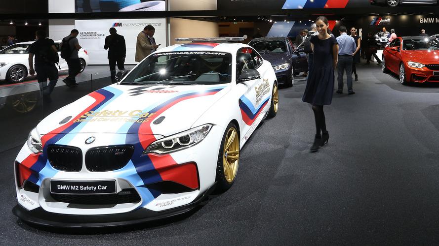 BMW fournira les voitures de sécurité des 24 Heures du Mans