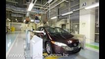 Honda inicia produção do FCX Clarity - O primeiro carro movido a hidrogênio