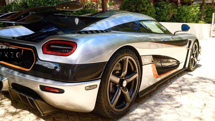 Koenigsegg One:1 Monaco