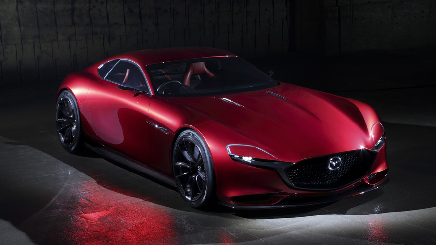 "Mazda RX still wrestling with rotary engine ""structure"" problems"