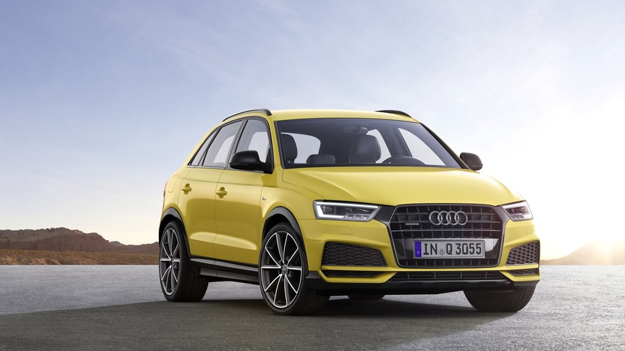 Audi Q3 facelift arrives in UK with Black Edition range topper