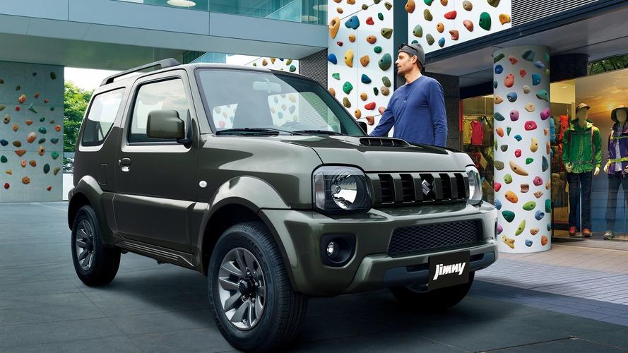Suzuki Jimny yeniden satışta