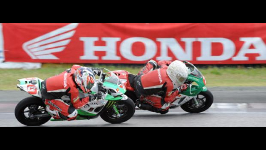 Honda Italia Racing Project 2012