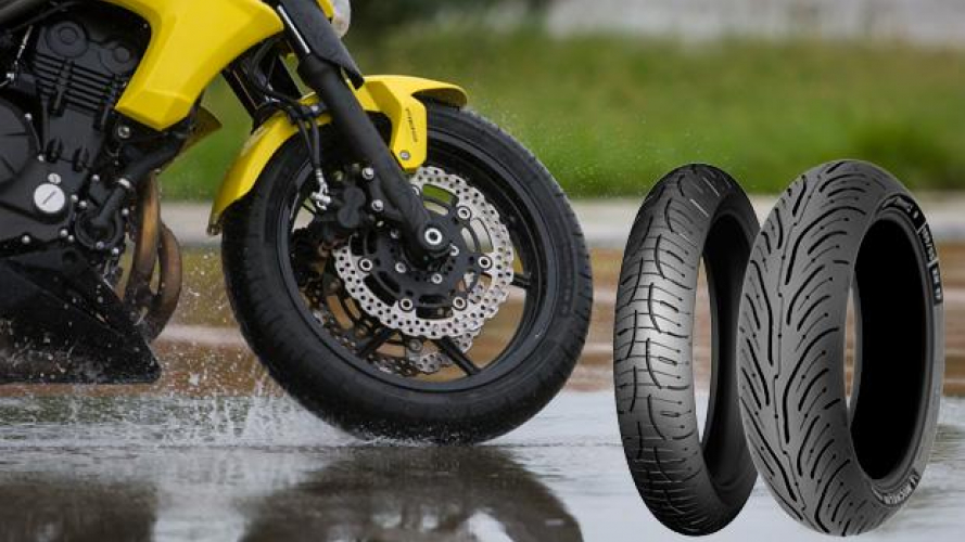 Nuovo Michelin Pilot Road 4