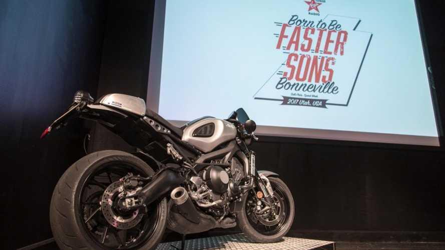 Presentazione Born To Be Faster Sons