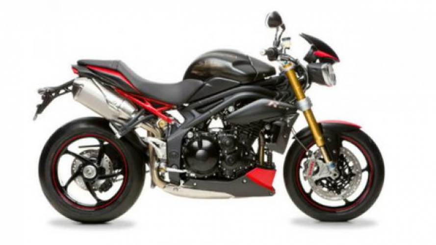 Triumph Speed Triple 1050 R Limited Edition 2013