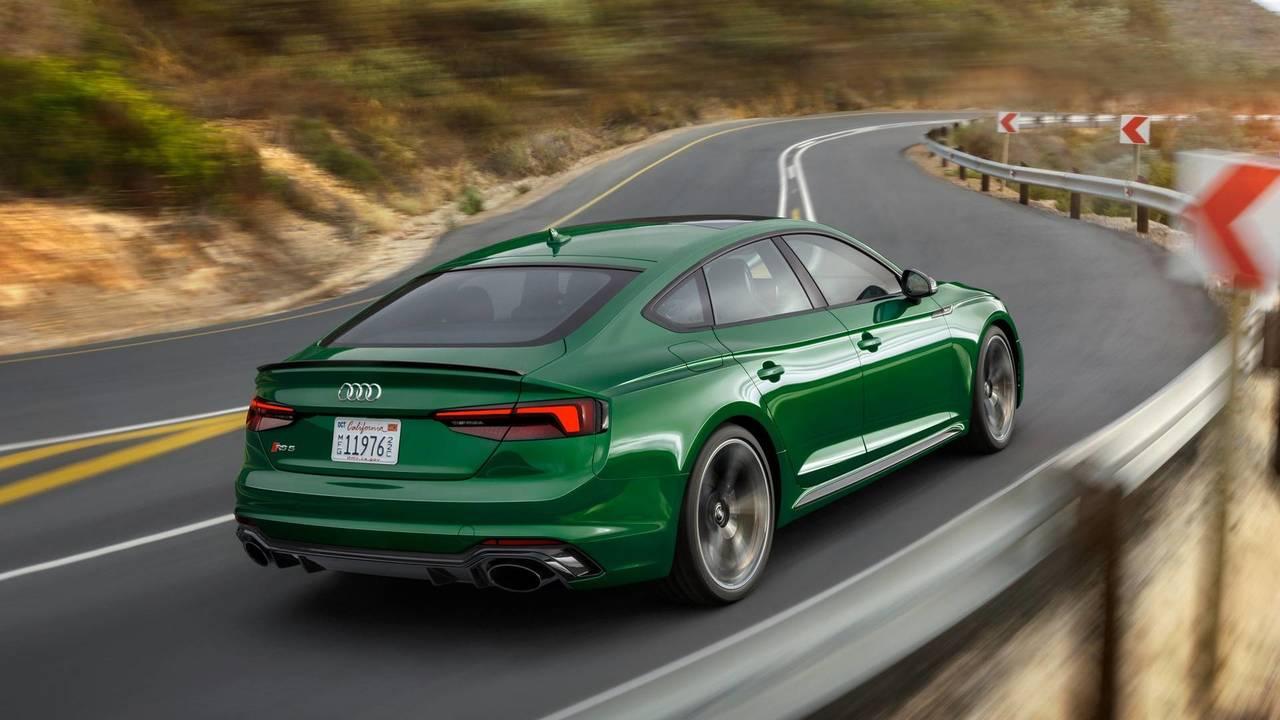 Fotos Audi RS 5 Sportback 2018