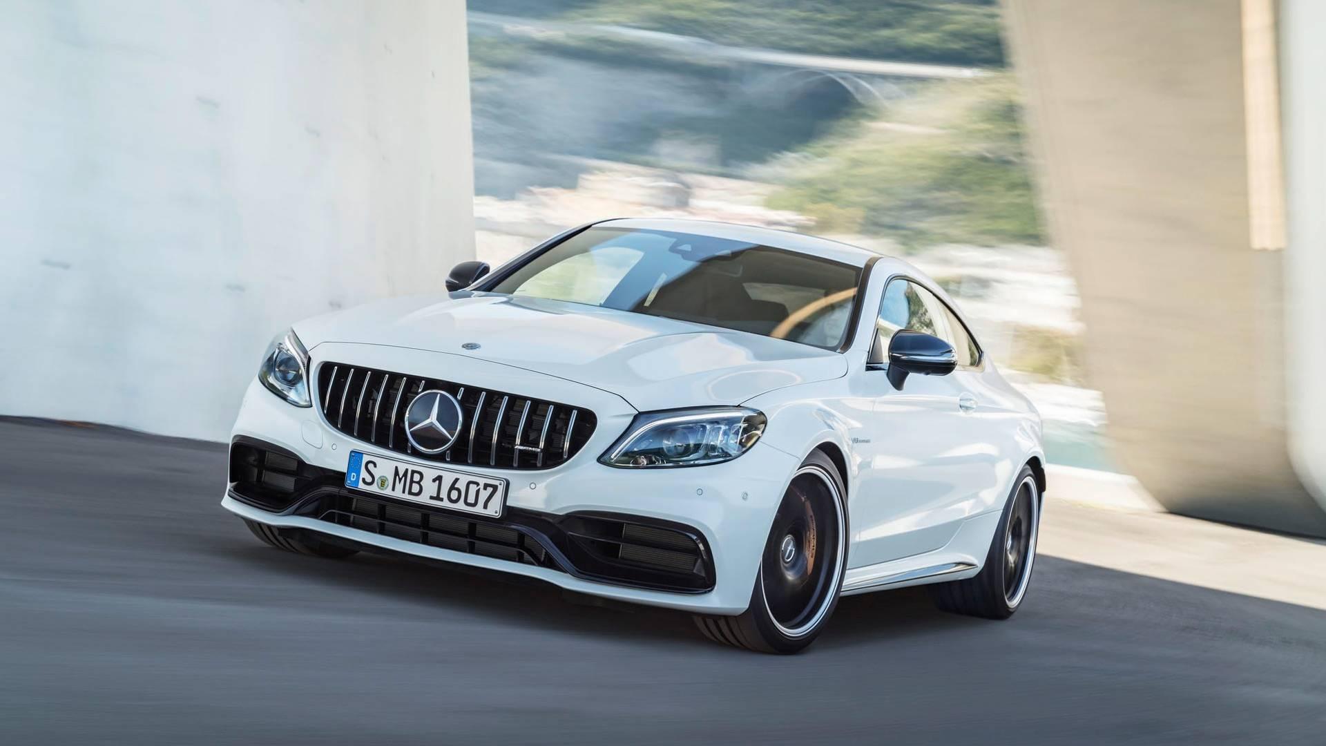 Mercedes Amg C63 2019 Chega Com Ate 510 Cv Por R 555 900