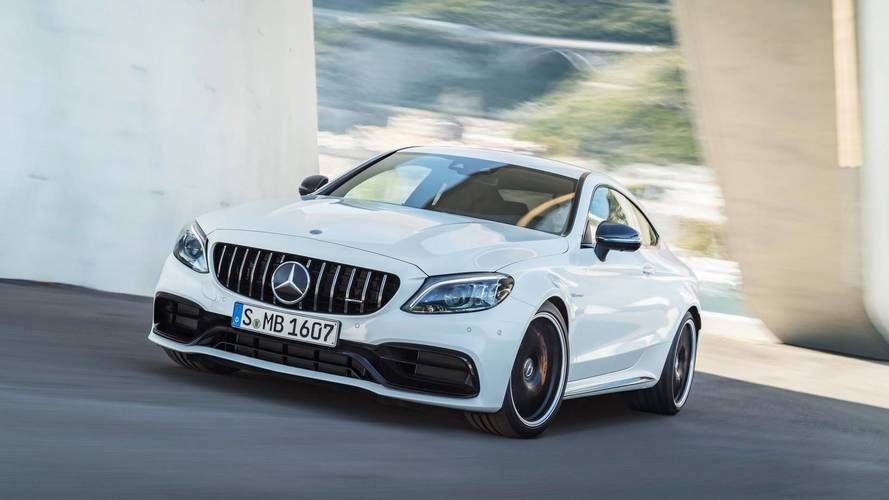 Next Mercedes C-Class And S-Class AMGs Will Be Plug-In Hybrids