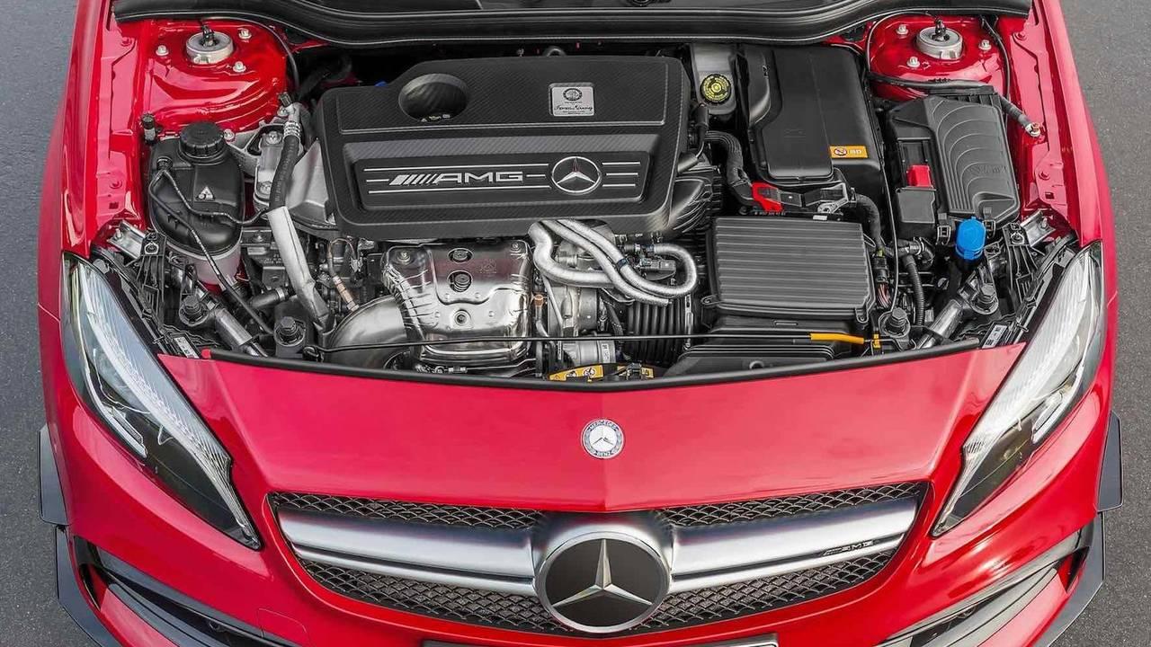 4 cilindri: 2.0 Mercedes-AMG