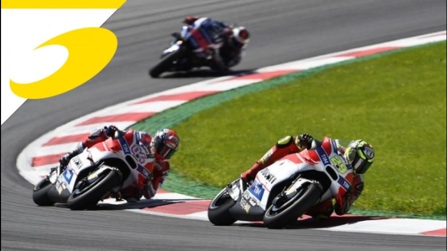 Ducati, una vittoria tutta italiana