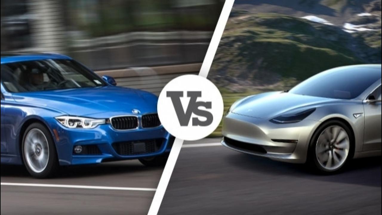 [Copertina] - BMW, sfottò a Tesla in TV
