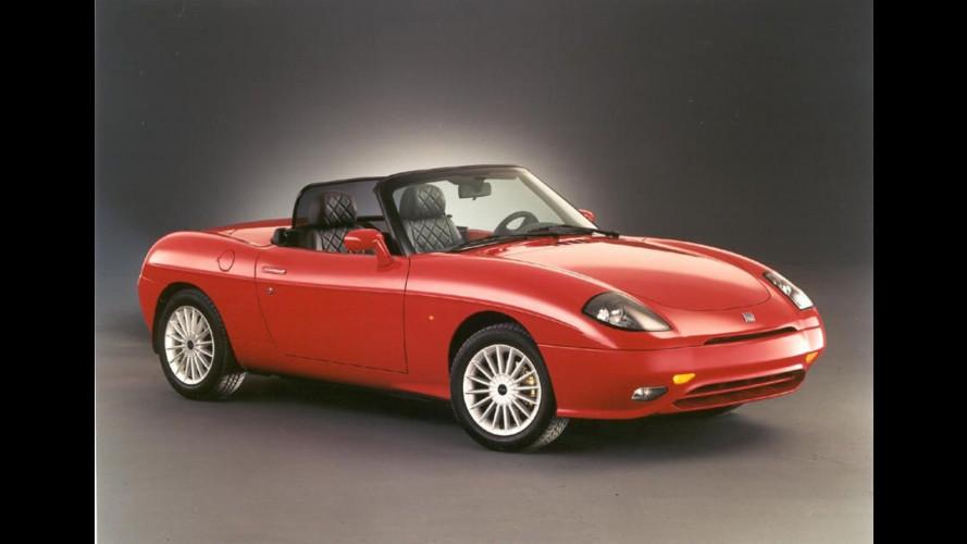 1995 Fiat Barchetta: герой своего времени