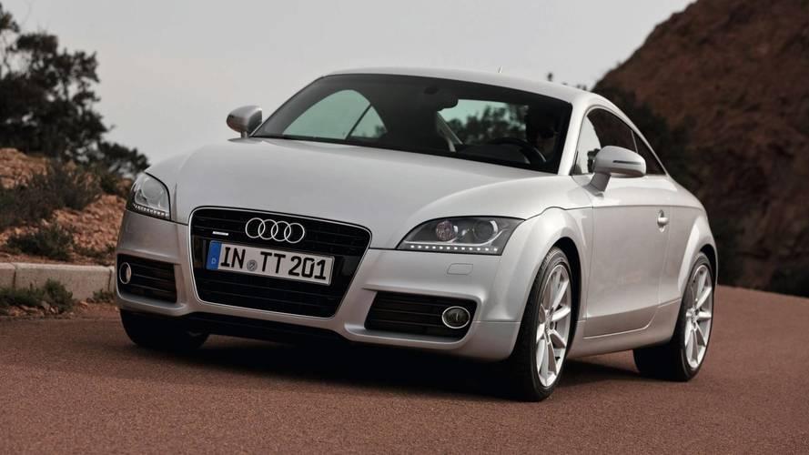20 évvel ezelőtt - Audi TT Coupé