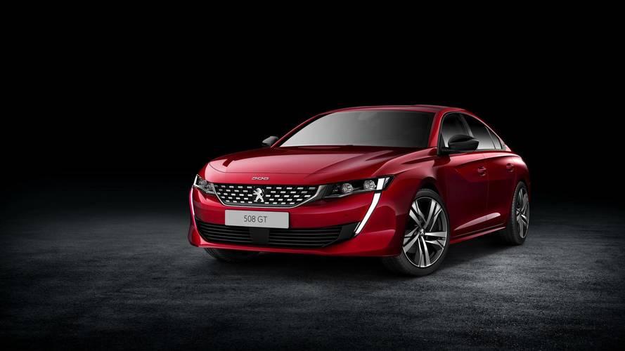 Peugeot 508 - Une version plus dynamique dans les cartons ?