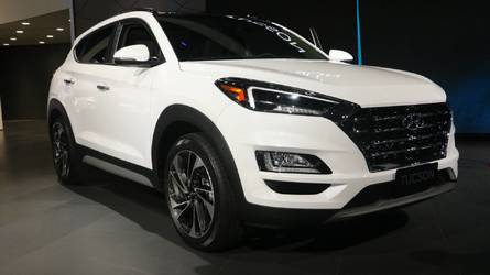 2019 Hyundai Tucson Hyundaiusa Com >> 2021 Hyundai Tucson Spied With Less Camo To Reveal New Front
