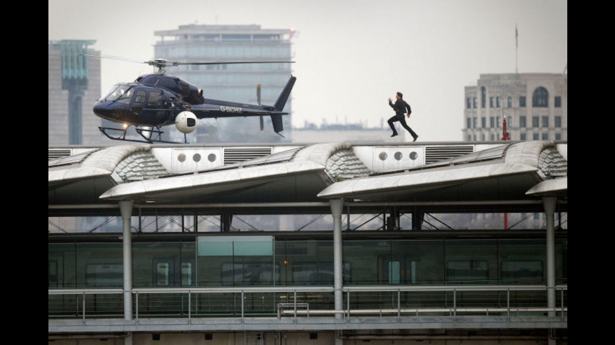 Mission Impossible 6, le riprese bloccano Londra